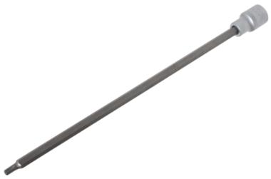 Bgs Technic 1/2 bit dop t-profiel met gat, t30x300 mm