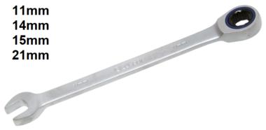 Bgs Technic Ratelsleutel enkele 11 mm