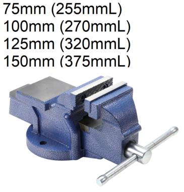 Bgs Technic Bankschroef 4,5 kg 875 mm Klauwen