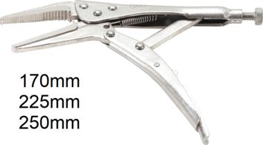 Bgs Technic Lange neus Griptangen, 170 mm