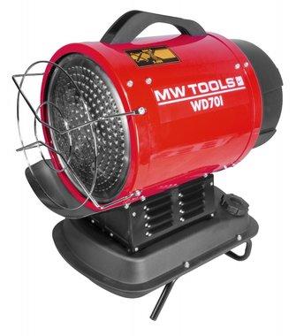 Infrarood warmeluchtblazer 20kw