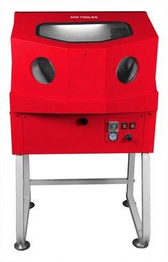 Reinigingscabine hoge druk 8-14 liter