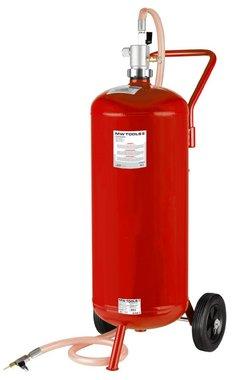 Mobiele sodastraalketel 26 liter