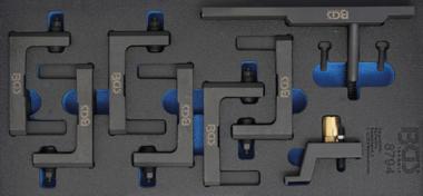 Bgs Technic Nokkenas lagerdeksel gereedschap voor BMW N51 / N52