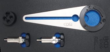 Bgs Technic Krukas katrol houder en draai gereedschapset BMW 2.5D