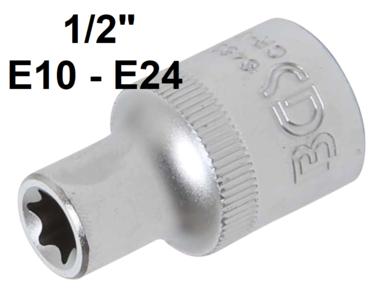Bgs Technic 1/2 dop voor  schroeven, e10