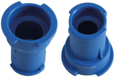 Bgs Technic Verbinder R123, R124 voor BGS 8027, 8098 blauw