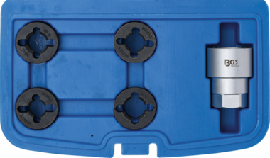 Bgs Technic Schroefdraad-reparatieset voor wielbouten voor vrachtwagens