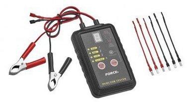 Brandstof injector tester
