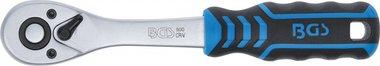 Bgs technic Ratelsleutel fijn vertand 6,3 mm (1/4)