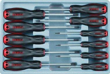 Schroevendraaierset Resistorx 11 delig