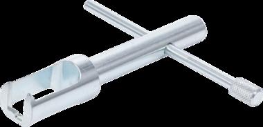 Benzineinjector-extractor voor Mercedes-Benz benzinemotoren met directe injectie