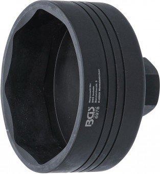 Asmoersleutel 8-kant voor BPW 12 t-assen 109 mm