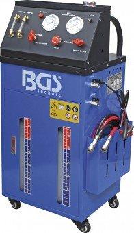 Oliewissel- en spoelapparaat voor automatische transmissie met adapterset