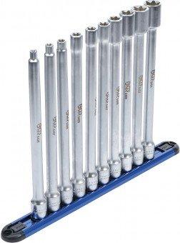 Dopsleutelset E-profiel XXL 10 mm (3/8) E6 - E20 10-dlg