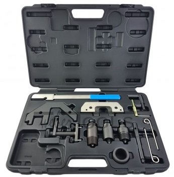 Engine timing tool set voor BMW M41,M51,M47,M57
