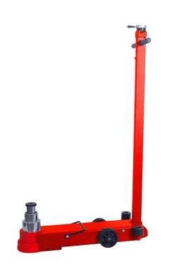 Hydropneumatische rolkrik met capaciteit 40 ton