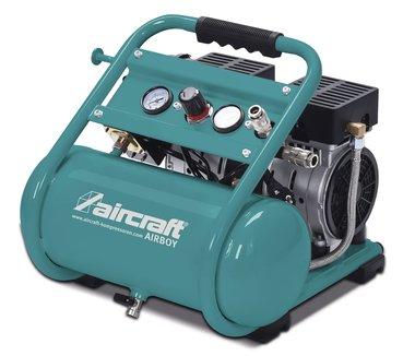 Geluidsarme compressor 8 bar 8l 60l/min