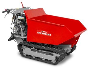 Mini rupsdumper 500 kg 6F+2R