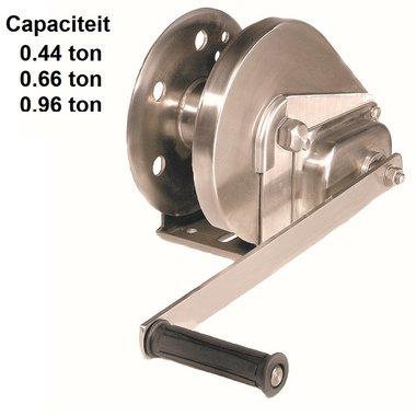 Handlier BHW Roestvrij staal