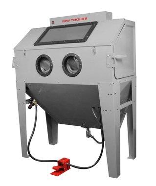 Zandstraalcabine 420 liter