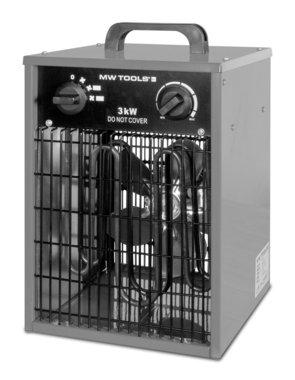 Warmeluchtblazer elektrisch 3.3kw