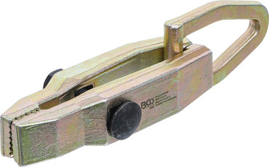 Carrosserie richtklem smalle uitvoering een trekrichting max. 3 ton