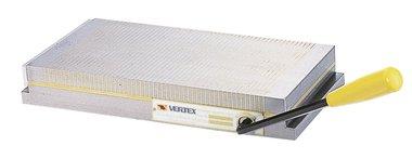 Magnetische opspanplaat met middelfijne poolverdeling 450mmL