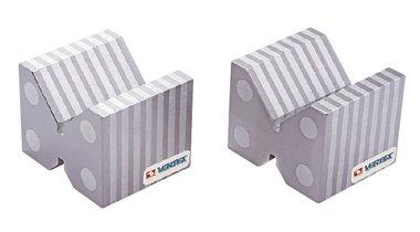 Paar v-blok / lamellen pakket v-vorm