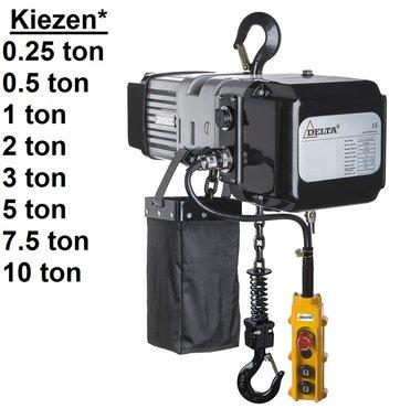 Electrische Kettingtakel SG.DTS