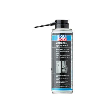 Wartungs-Spray weiß