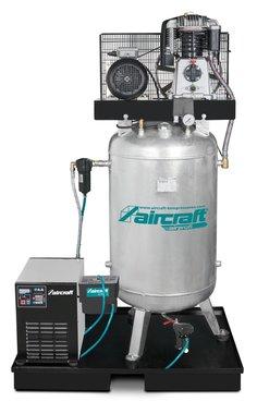 Zuigercompressor 10 bar - 270 L