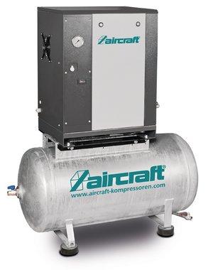 Schroefcompressor 4kw 10bar 200 liter 485l/min