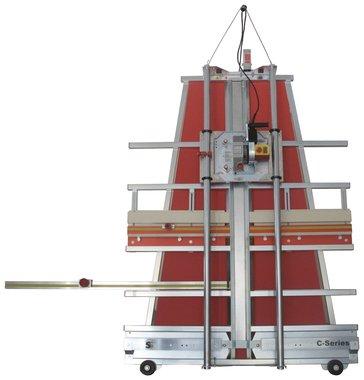 C4 - verticale paneelzaag