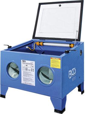 Bgs Technic Air Sandblasting Cabinet, verlicht