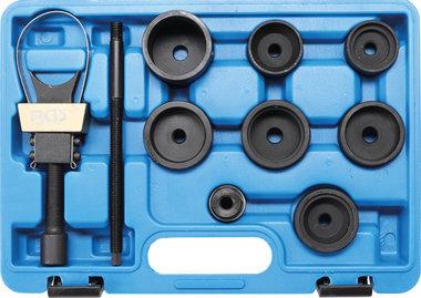 Achteras-draagarmbus gereedschapset voor BMW achteras 10-dlg