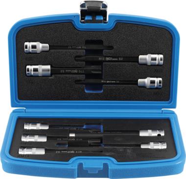 Bgs Technic Bit dop / doppenset | voor cilinderkopschroeven | 12,5 mm (1/2) schijf | 9 stks