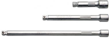 Bgs Technic Kantelverlengstukset (3/8) 75 / 150 / 250 mm, 3-delig