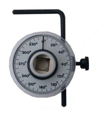 Bgs Technic Rotatiehoekmeter 12,5 mm (1/2) aandrijving