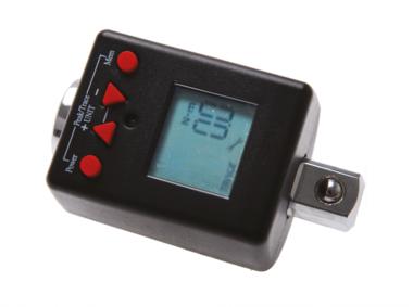 Moment-adapter, digitaal 1/2, 40-200 Nm