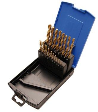 Bgs Technic Boorcassette 19 dlg, titanium gecoat