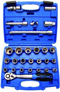 Bgs Technic Dopsleutelset 12,5 mm (1/2) 8 - 32 mm 27-delig