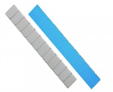 Bgs Technic Balanceer gewicht, 12 x 5g, 50 delig