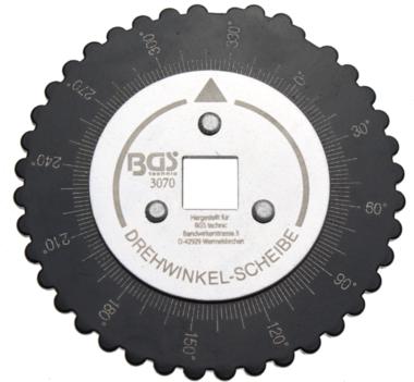 Bgs Technic Hoekmeter voor hoekkoppel 12,5 mm (1/2) aandrijving