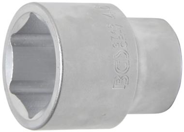 Dopsleutel zeskant 25,4 mm (1) 46 mm