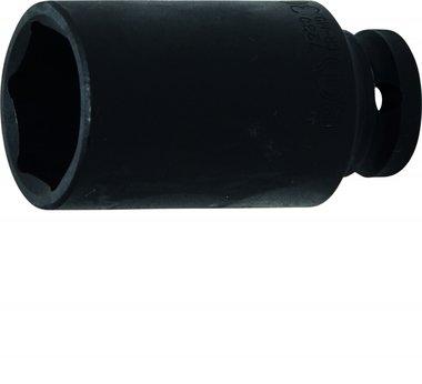 Bgs Technic 1/2 lang krachtdop 6kant 30 mm