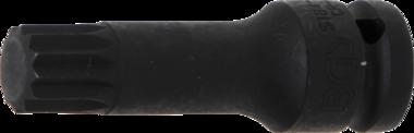 Bit dop length 78 mm | 12.5 mm (1/2) drive | Spline (for XZN) | M18