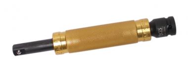 Bgs Technic Kracht verlengstuk met kogelgelagerde greep (1/2) 200 mm