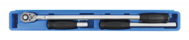 Bgs Technic Ratelsleutel, verlengbaar 12,5 mm (1/2) 220 - 360 - 565 mm