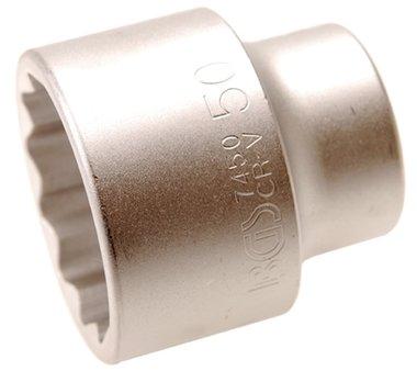 3/4 Dop 12-kant 50 mm